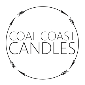coal coast candles logo