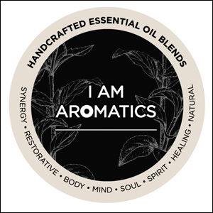 i am aromatics logo