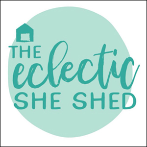 the electic she shed logo