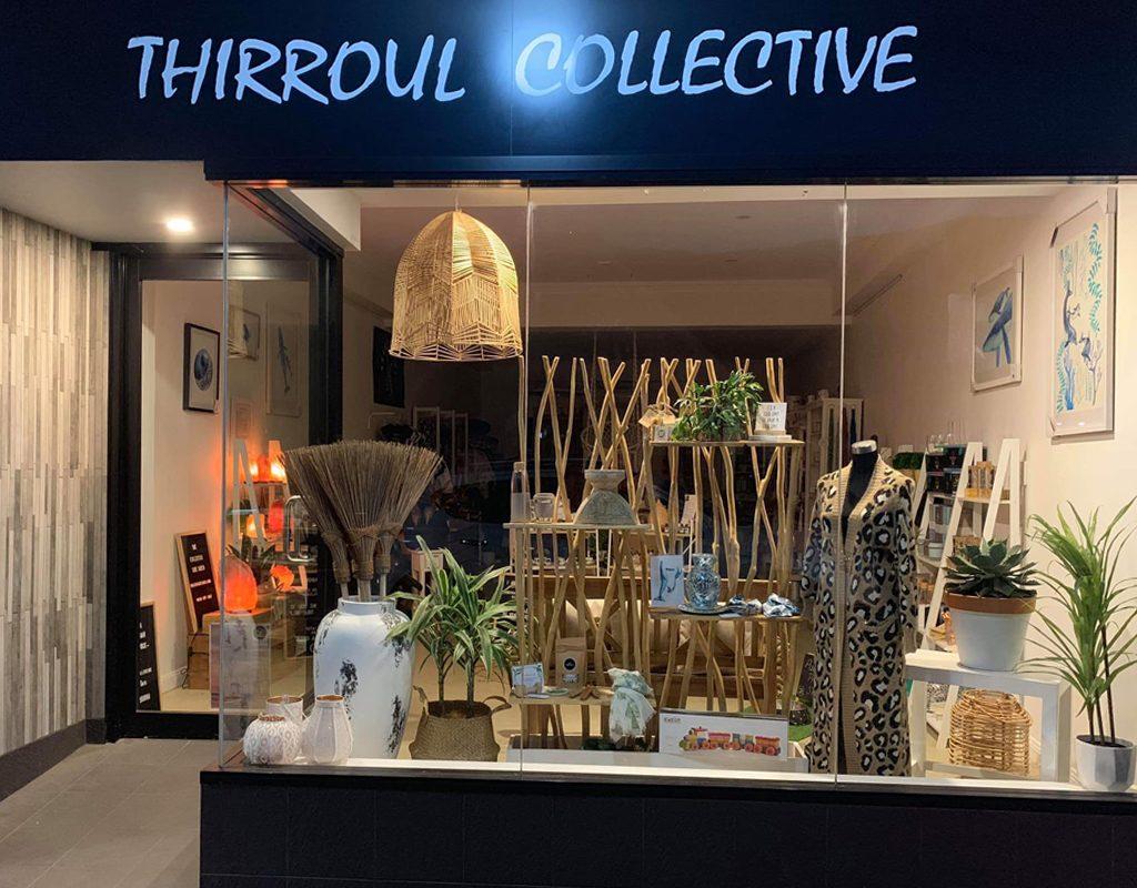 thirroul collective shopfront